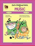 Early Childhood Units for Music, Ruth Bergad, 1557342059