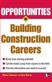 Opportunities in Building Construction Careers, Sumichrast, Michael and Davitaia, David, 0071482059