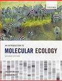An Introduction to Molecular Ecology, Beebee, Trevor and Rowe, Graham, 0199292051