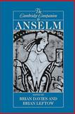 The Cambridge Companion to Anselm, , 0521002052