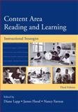 Content Area Reading and Learning : Instructional Strategies, , 0805852050
