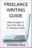 Freelance Writing Guide, Christine Rice, 1492202053