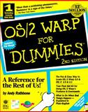 OS/2 Warp for Dummies, Rathbone, Andy, 1568842058