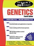 Schaum's Outline of Genetics, Elrod, Susan and Stansfield, William D., 0071362061