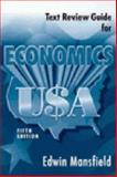 Text Review Guide for Economics USA, Mansfield, Edwin, 0393972062
