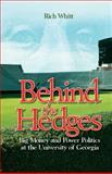 Behind the Hedges, Richard Whitt, 1588382060