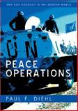 Peace Operations, Diehl, Paul F., 0745642063