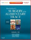 Shackelford's Surgery of the Alimentary Tract - 2 Volume Set : Expert Consult - Online and Print, Yeo, Charles J. and Matthews, Jeffrey B., 1437722067