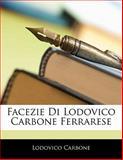 Facezie Di Lodovico Carbone Ferrarese, Lodovico Carbone, 1141392062