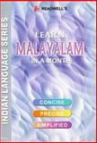Learn Malayalam in A Month, Mukundan Nair, 8187782064