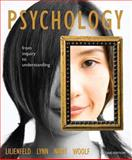 Psychology : From Inquiry to Understanding, Lilienfeld, Scott O. and Namy, Laura L., 0205832067