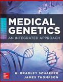 Medical Genetics, Schaefer, 0071702067