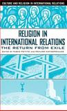 Religion in International Relations 9781403962065