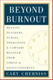 Beyond Burnout, Cary Cherniss, 0415912067
