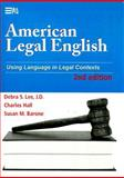 American Legal English, Charles Hall and Debra Suzette Lee, 0472032062