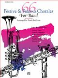 66 Festive and Famous Chorales for Band, 1st Trombone, Frank Erickson, 0739002074