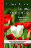 Advanced Cancer. Pain and Quality of Life, , 1616682078