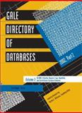 Gale Directory of Databases 2003, Gale Group, 0787662070
