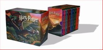 Harry Potter Paperback Boxset #1-7 9780545162074