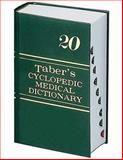 Taber's Cyclopedic Medical Dictionary : Thumb-Indexed Version, , 0803612079