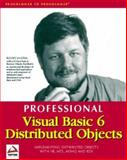 Implementing Visual Basic 6 Distributed Objects, Lhotka, Rockford, 1861002076