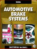 Automotive Brake System and Worktext and Student CD Pkg, Halderman, James D. and Mitchell, Chase D., 0131142070
