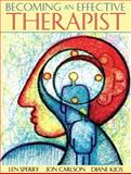 Becoming an Effective Therapist, Sperry, Len and Carlson, Jon, 0205322077