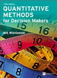 Quantitative Methods for Decision Makers 5th Edition