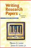 Writing Research Papers 10th Edition