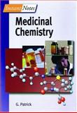 Instant Notes in Medicinal Chemistry, Patrick, Graham L., 1859962076