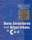 Data Structures and Algorithms in C++, Goodrich, Michael T. and Tamassia, Roberto, 0471202088