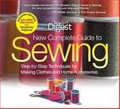 The New Complete Guide to Sewing, Reader's Digest Staff, 1606522086