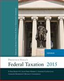 Prentice Hall's Federal Taxation 2015 Individuals 9780133772081