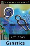 Teach Yourself 101 Key Ideas : Genetics, Jenkins, Morton, 0658012088