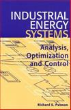 Industrial Energy Systems : Analysis, Optimization, and Control, Putman, Richard E., 0791802086