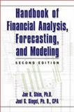 Handbook of Financial Analysis, Forecasting and Modeling, Shim, Jae K. and Siegel, Joel G., 0735202087