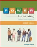 P. O. W. E. R Learning 2004 Edition with PowerText, Feldman, Robert S., 0073012084