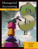 Managerial Accounting 9780324012088