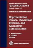 Representation Theory, Dynamical Systems, and Asymptotic Combinatorics, V. Kaimanovich and A. Lodkin, 0821842080