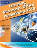 Learning Microsoft Office Powerpoint 2010, Skintik, Catherine and Emergent Learning LLC Staff, 0135112095