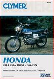 Honda 250-350cc Twins, 1964-1974, Eric Jorgensen and Penton Staff, 0892872098