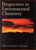 Perspectives in Environmental Chemistry, , 0195102096