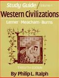 Western Civilization : Study Guide, Burns, Edward and Ralph, Philip Lee, 0393962091