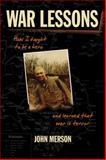 War Lessons, John Merson, 1583942092