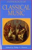 Anthology of Classical Music, Downs, Philip G., 0393952096