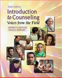 Introduction to Counseling : Voices from the Field, Kottler, Jeffrey A. and Shepard, David S., 0495092096