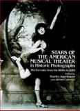 Stars of the American Musical Theater in Historic Photographs, , 0486242099