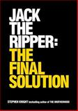 Jack the Ripper 9780897332095