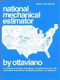 National Mechanical Estimator, Ottaviano Technical Services Staff, 0130652091