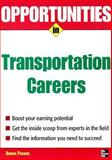 Opportunities in Transportation Careers, Paradis, Adrian, 0071482091